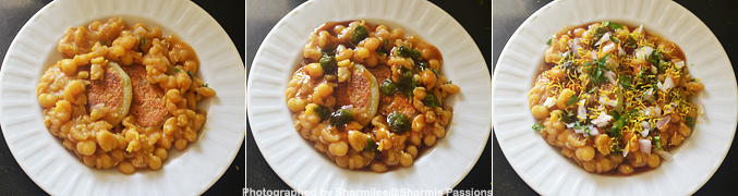 How to make Ragda Patties Recipe - Step4