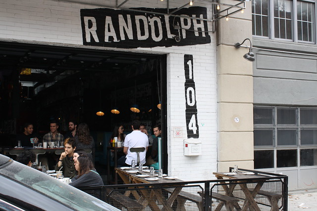 Randolph Brooklyn Brunch