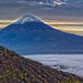 Mt. Fuji in the Early Morning 朝の富士山と雲海 by Sharleen Chao