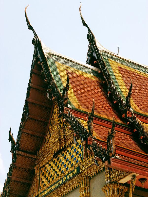 7 - Dans la jungle de Bangkok - 11 - Wat Intharawihan