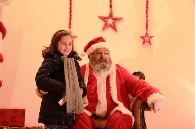 Noicattaro. Inaugurazione Casa Babbo Natale 2015 intero 2