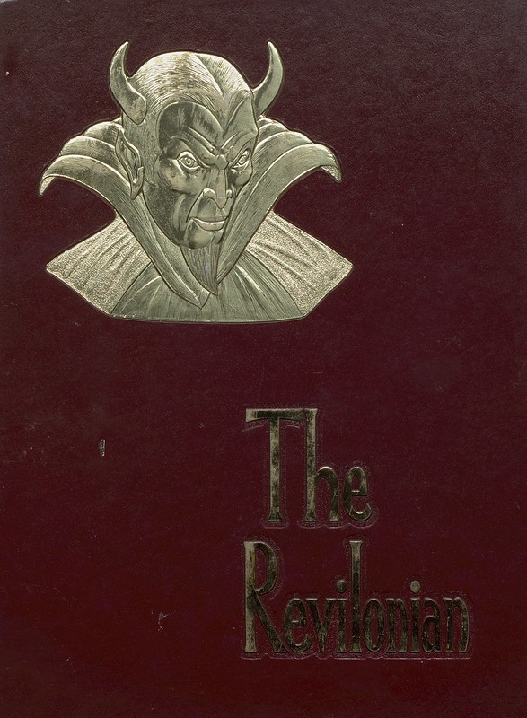 1986 Russell High School Yearbook