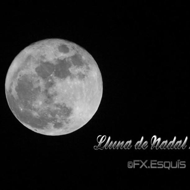 #llunadenadal #Lluna #Nadal
