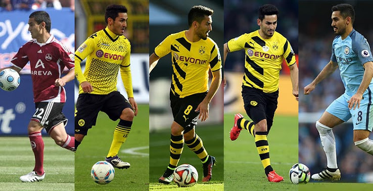 gundogan-boot-history
