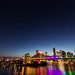 Brisbane by night by coalphotography
