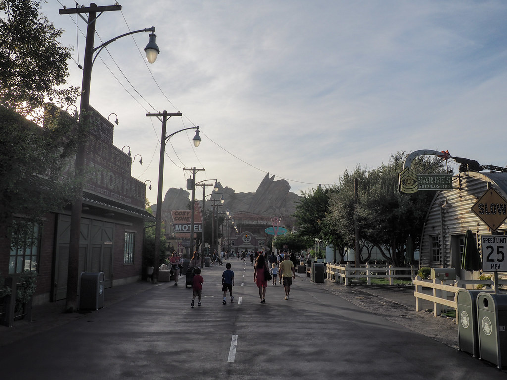 Photo: Cars Land
