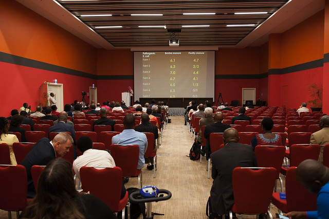 27th TWAS General Meeting, Nikon D3, AF-S Zoom-Nikkor 24-70mm f/2.8G ED