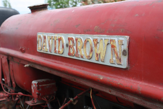 David Brown Trackmaster, Canon EOS 1000D, Canon EF-S 18-55mm f/3.5-5.6 IS II