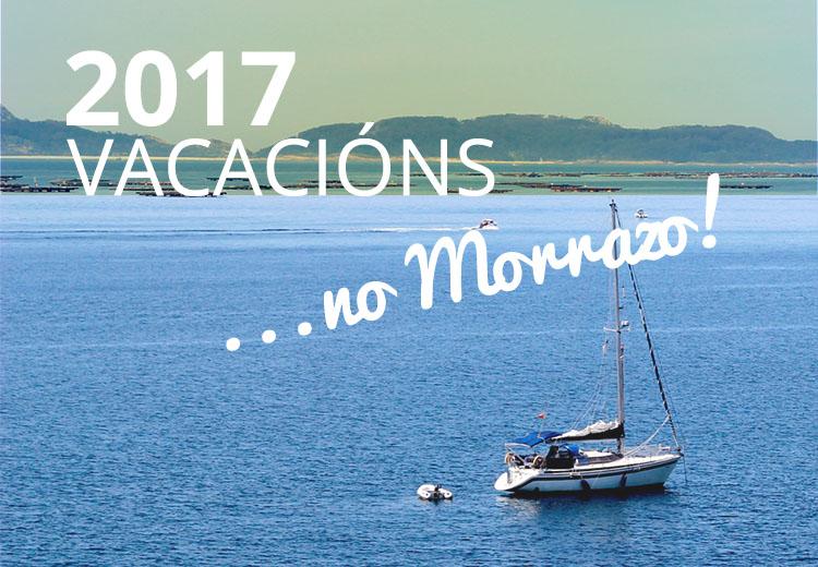 Vacacións 2017 no Morrazo