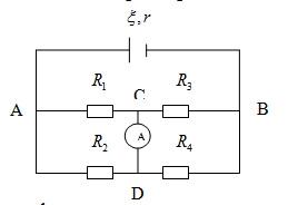 Đề số 2: Vật lý lớp 11 kiểm tra học kỳ I - THPT - Đồng Tháp