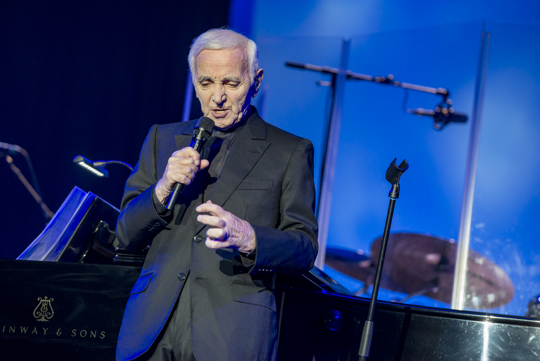 Charles Aznavour @ Lotto Arena 2016 (Nick De Baerdemaeker)