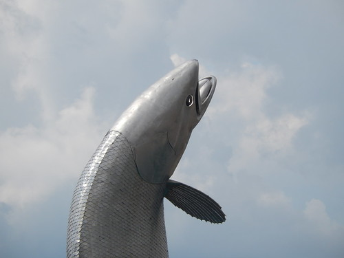 Campbellton - Sam the Salmon