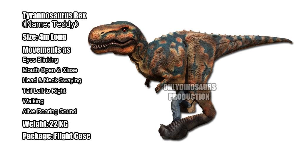 T-Rex Teddy
