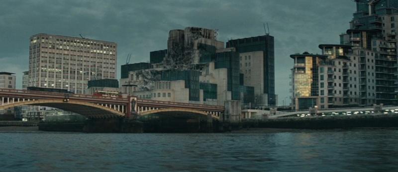 MI6 Spectre