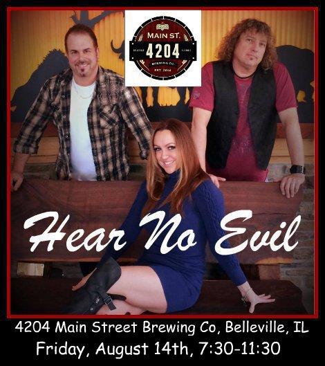 Hear No Evil 8-14-15