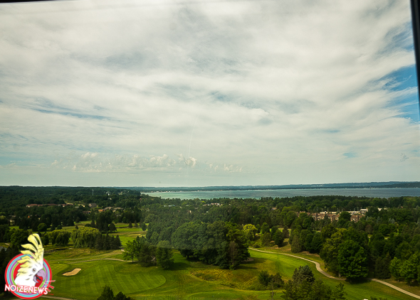 Honeymoon to Traverse City and Chicago
