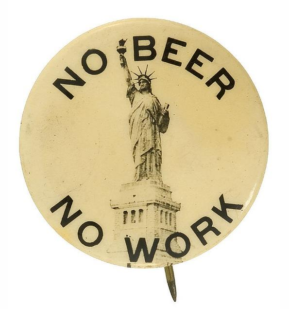 no-beer-no-work-pin