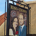 Rose and Crown, Tilshead by diamond geezer