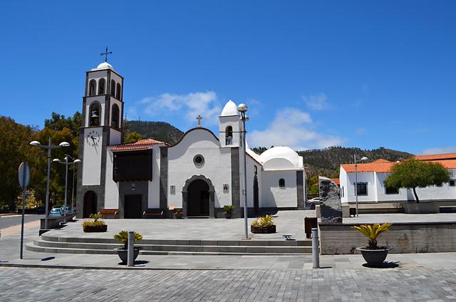 Church, Santiago del Teide, Tenerife