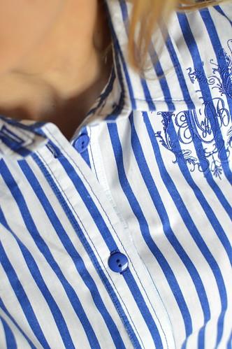 Monogram Shirt 0868