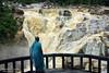 Dassam Waterfall, Jharkhand - Closer View