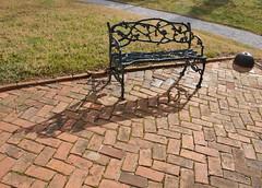 flagstone, cobblestone, iron, road surface, walkway, brick, brickwork,