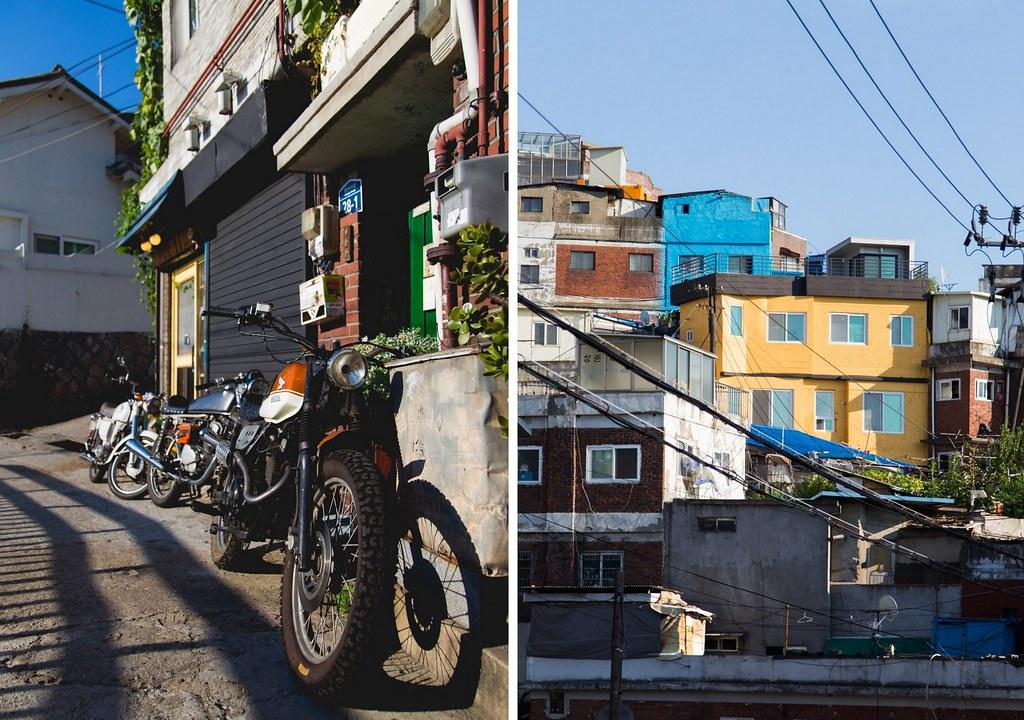 Street art i Seoul