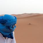 El desierto queda atrás
