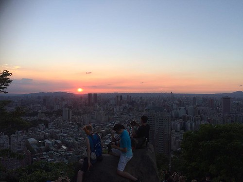 Elephant Mountain Sunset Hike