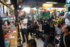 German TV filming in the Coyoacan Market