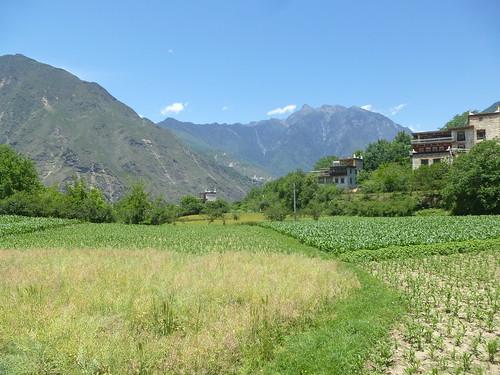 CH-Danba-Zhonglu-Village (2)