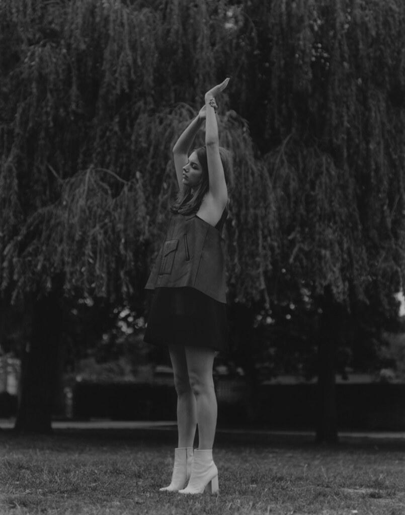 Ханна Мюррей — Фотосессия для «Flaunt» 2015 – 2