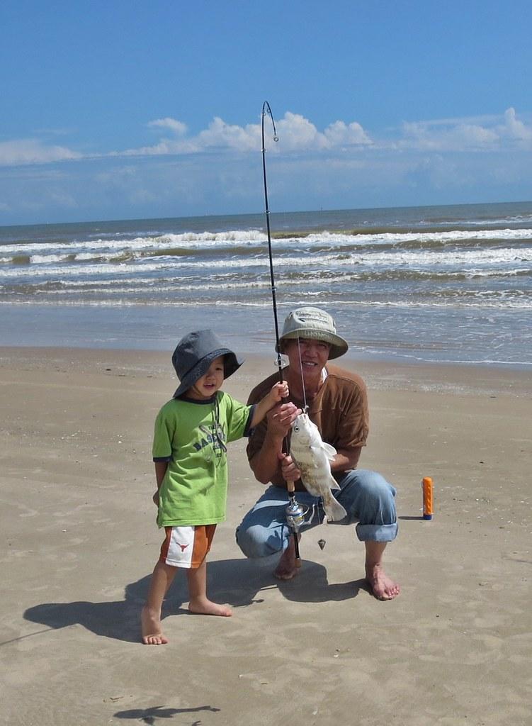 Bryan beach 9 29 15 saltwater reports texas fishing forum for Lake bryan fishing