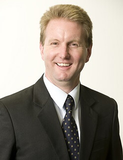 James Cameron, newly appointed ACIF director