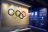День 7. Олимпийский музей в Лозанне - флаг первых Олимпийских игр современности