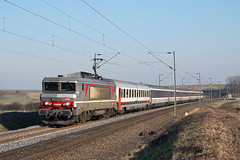 L'EuroCity 90