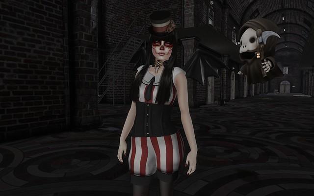 Katat0nik's new Beetlejuice Outfit