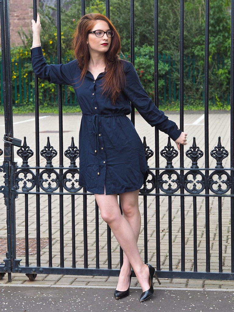 krystelcouture, denimdress, tedbaker, frenchconnection,
