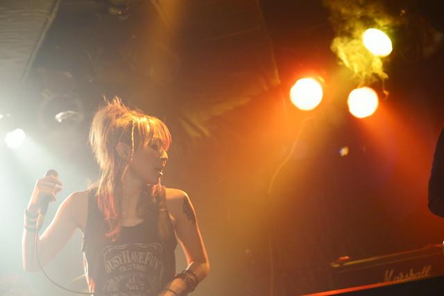 Juz live at Outbreak, Tokyo, 14 Oct 2015. 017