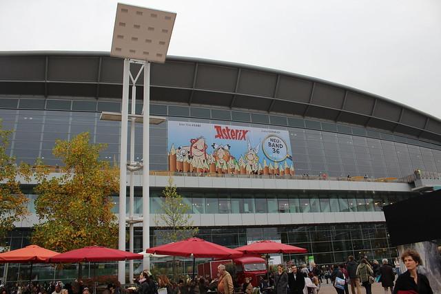 Asterix - Frankfurt Buchmesse 2015