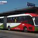 Neobus Scania Mega BTR Mexibus L-2  Fovisste por infecktedbusgarage