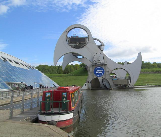 Falkirk Wheel 3