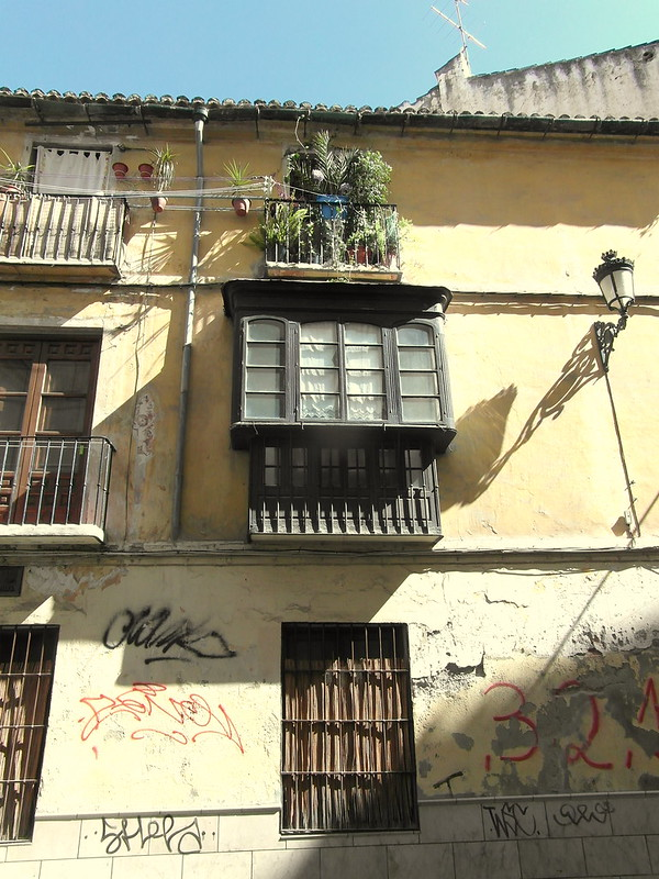 Spanish side Street