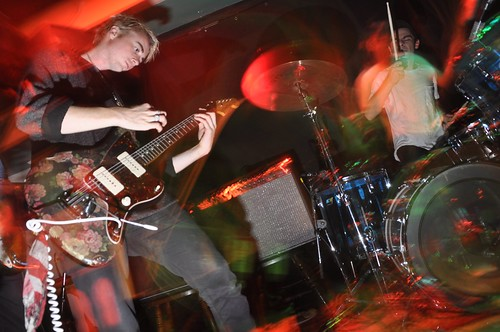Destruction Unit at Dominion Tavern
