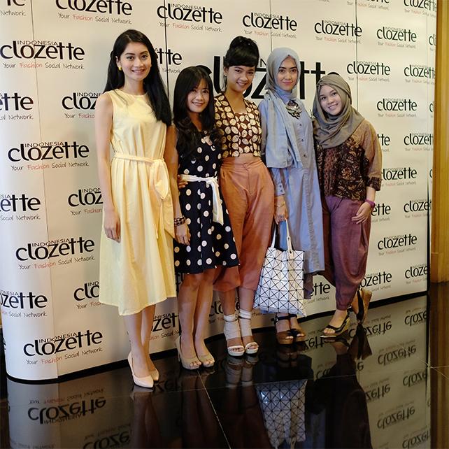 Clozette x Blogger Babes