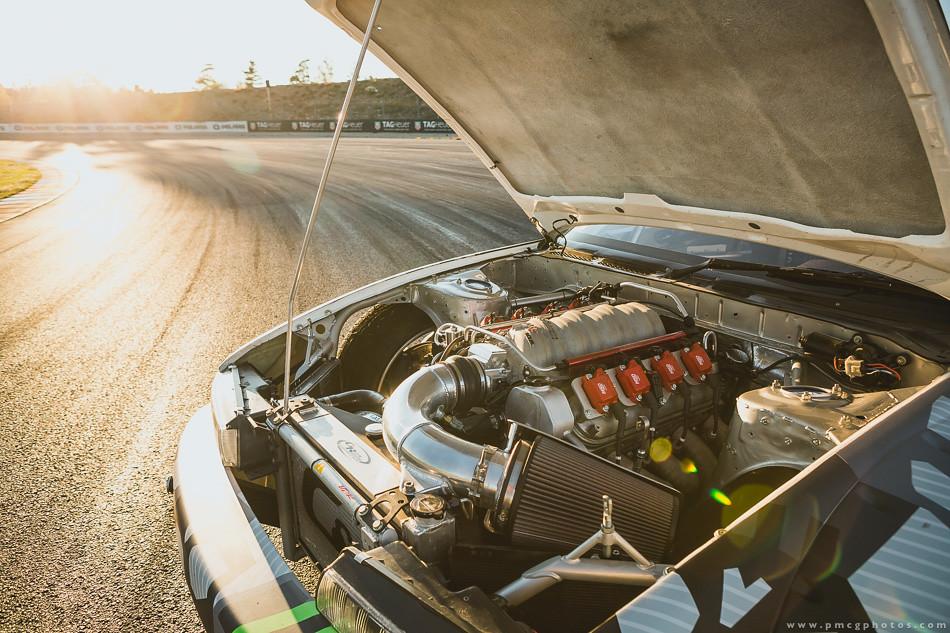 Nissan PS13 V8 HGK