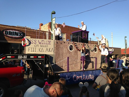 K-State Homecoming Parade 2015
