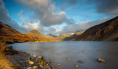 Wasdale evening light