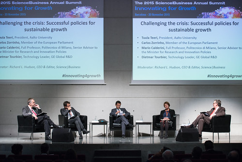 Innovating for Growth, 20 November, ESADEFORUM