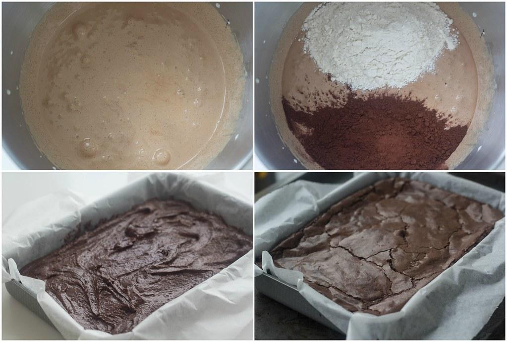 Brownie med skumfiduser og peanuts (29)
